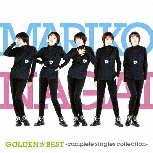GOLDEN BEST永井真理子〜CompleteSingleCollection〜/永井真理子 CD  返品種別A
