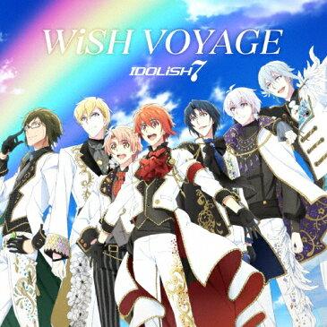TVアニメ『アイドリッシュセブン』OP主題歌/6話挿入歌「WiSH VOYAGE」/「Dancing∞BEAT!!」/IDOLiSH7[CD]【返品種別A】