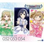 ゲームミュージック, ゲームタイトル・あ行 THE IDOLMSTER CINDERELLA MASTER 052-054 (),(),()CDA