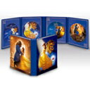 【送料無料】[枚数限定][限定版]美女と野獣 MovieNEXコレクション【期間限定】【実写版&アニメーション版】/エマ・ワトソン[Blu-ray]【返品種別A】