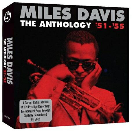 ジャズ, その他 ANTHOLOGY 51-55 : PRESTIGE YEARS VOL. 1MILES DAVISCDA
