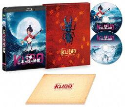 KUBO/クボ 二本の弦の秘密 3D&2D Blu-ray プレミアム・エディション/アニメーション