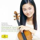 チャイコフスキー&メンデルスゾーン:ヴァイオリン協奏曲/庄司紗矢香[SHM-CD]【返品種別A】