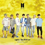 韓国(K-POP)・アジア, 韓国(K-POP) LightsBoy With Luv(A)BTSCDDVDA
