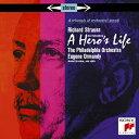 R.シュトラウス:英雄の生涯、町人貴族「ばらの騎士」組曲 他/オーマンディ(ユージン)[CD]【返品種別A】