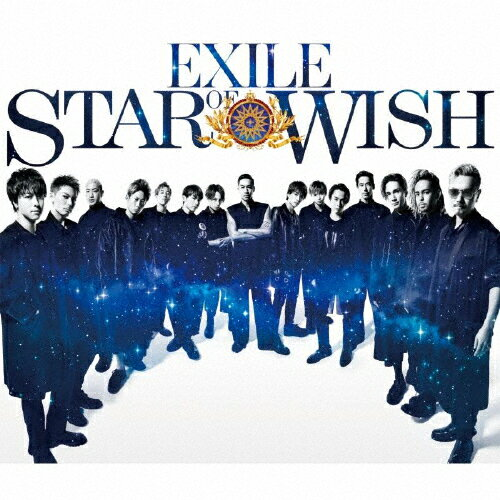 ロック・ポップス, アーティスト名・あ行 STAR OF WISH(CD3DVD)EXILECDDVDA