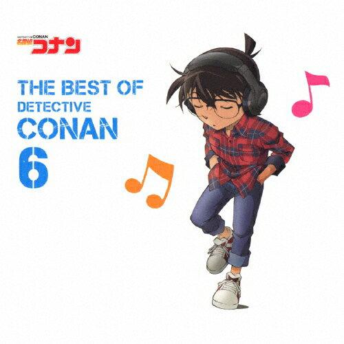 CD, アニメ  6 THE BEST OF DETECTIVE CONAN 6TVCDA
