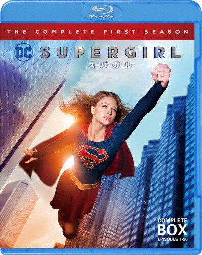 SUPERGIRL/スーパーガール〈ファースト・シーズン〉コンプリート・セット/メリッサ・ブノワ Blu-ray  返品種別