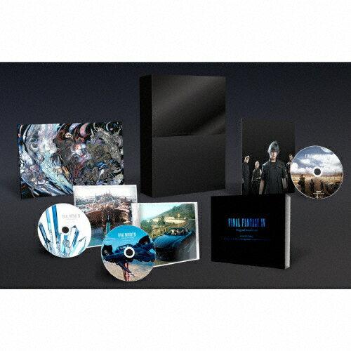 ゲームミュージック, ゲームタイトル・は行 FINAL FANTASY XV Original Soundtrack()Blu-rayA