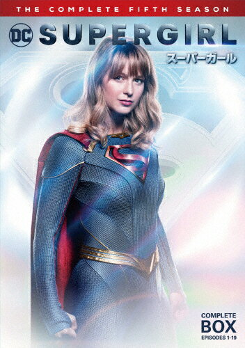 SUPERGIRL/スーパーガール<フィフス・シーズン>DVDコンプリート・ボックス/メリッサ・ブノワ DVD  返品種別A