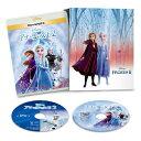 【送料無料】[枚数限定][限定版]アナと雪の女王2 MovieNEX コンプリート・ケース付き(数量