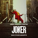 JOKER (ORIGINAL MOTION PICTURE SOUNDTRACK)【輸入盤】▼/HILDUR GUONADOTTIR[CD]【返品種別A】