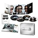 【送料無料】[限定版]メン・イン・ブラック 4ムービー・コレクターズBOX(ブルーレイセット)【初回生産限定】/ウィル・スミス[Blu-ray]【返品種別A】