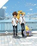 デジモンアドベンチャー tri. 第1章「再会」/アニメーション