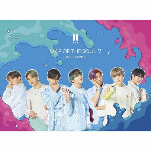 CD, 韓国(K-POP)・アジア MAP OF THE SOUL:7 THE JOURNEY (B)BTSCDDVDA