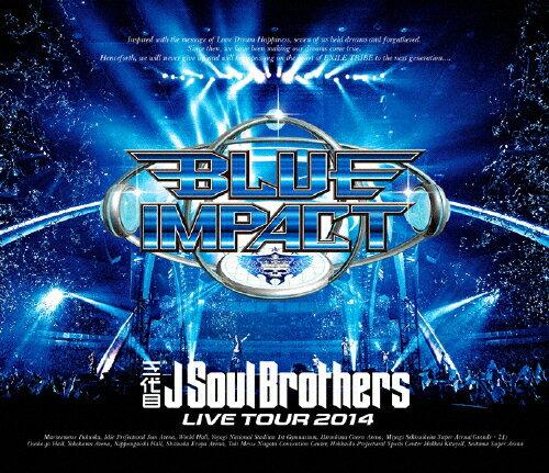 邦楽, ロック・ポップス  J Soul Brothers LIVE TOUR 2014BLUE IMPACT J Soul Brothers from EXILE TRIBEBlu-rayA