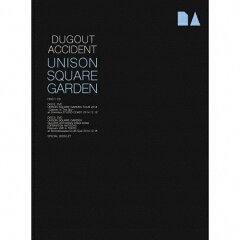 【RCP】【送料無料】[枚数限定][限定盤]DUGOUT ACCIDENT(完全生産限定盤)/UNISON SQUARE GARDEN...