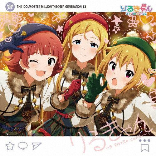 声優, その他 THE IDOLMSTER MILLION THETER GENERATION 13 3 little candy 3 little candy(),(),(Machico)CDA