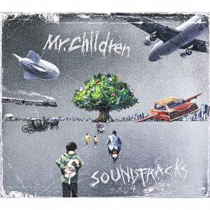 【送料無料】[限定盤][先着特典付]SOUNDTRACKS(初回限定盤B)【CD+Blu-ray+ブックレット】/Mr.Children[CD+Blu-ray]【返品種別A】