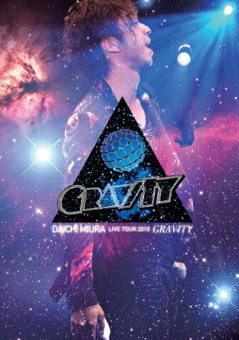 【送料無料】DAICHI MIURA LIVE TOUR 2010〜GRAVITY〜/三浦大知[DVD]【返品種別A】