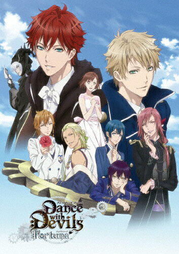 アニメ, 劇場版 Dance with Devils-Fortuna-(DVDCD)DVDA