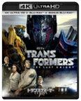 【送料無料】[限定版]トランスフォーマー/最後の騎士王(4K ULTRA HD+2Dブルーレイ+特典ブルーレイ)(初回限定生産)/マーク・ウォールバーグ[Blu-ray]【返品種別A】