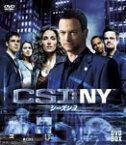 【送料無料】CSI:NY コンパクト DVD-BOX シーズン3/ゲイリー・シニーズ[DVD]【返品種別A】
