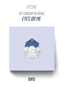韓国(K-POP)・アジア, 韓国(K-POP)・アジア IZONE 1ST CONCERT IN SEOUL EYES ON ME3DVDIZONEDVDA