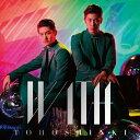 【送料無料】WITH(DVD付)<ジャケットB>[初回仕様/先着特典:オリジナルポストカード]/東方神起...