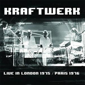 洋楽, ロック・ポップス LIVE IN LONDON 1975PARIS 1976 KRAFTWERKCDA