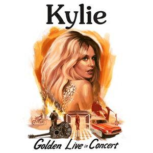 洋楽, ロック・ポップス KYLIE - GOLDEN - LIVE IN CONCERT KYLIE MINOGUECDDVDA