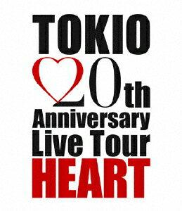 【送料無料】[枚数限定]TOKIO 20th Anniversary Live Tour HEART/TOKIO[Blu-ray]【返品種別A】
