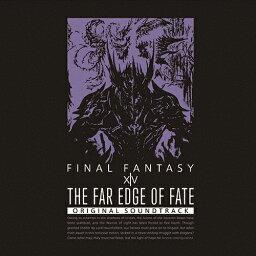 【送料無料】[枚数限定][限定盤]THE FAR EDGE OF FATE:FINAL FANTASY XIV ORIGINAL SOUNDTRACK【映像付サントラ/Blu-ray Disc Music】/ゲーム・ミュージック[Blu-ray]【返品種別A】