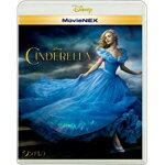 【送料無料】[枚数限定]シンデレラ MovieNEX/リリー・ジェームズ[Blu-ray]【返品種別A】