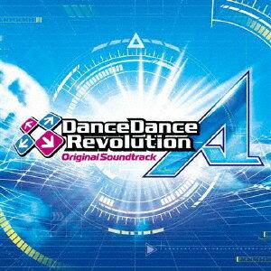 CD, ゲームミュージック DanceDanceRevolution A Original SoundtrackCDA