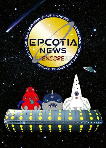 邦楽, ロック・ポップス NEWS DOME TOUR 2018-2019 EPCOTIA -ENCORE-Blu-ray2NEWSBlu-rayA