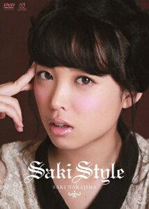 【送料無料】中島早貴 Saki Style/中島早貴[DVD]【返品種別A】