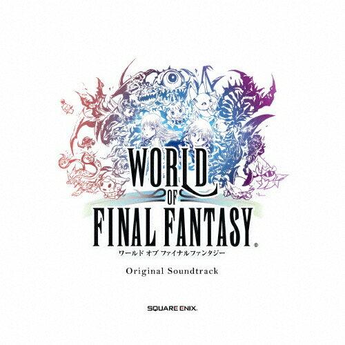【送料無料】WORLD OF FINAL FANTASY Original Soundtrack/ゲーム・ミュージック[CD]【返品種別A】