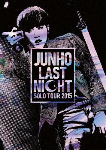 韓国(K-POP)・アジア, 韓国(K-POP)・アジア JUNHO Solo Tour 2015LAST NIGHTJUNHO(From 2PM)DVDA