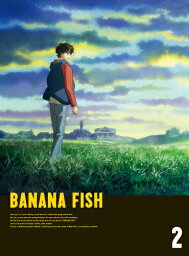 BANANA FISH Blu-ray Disc BOX 2/アニメーション