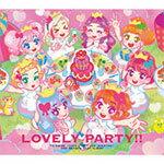 【送料無料】TVアニメ/データカードダス『アイカツ!』3rdシーズンベストアルバム「Lovely Party!!」/AIKATSU☆STARS![CD]【返品種別A】
