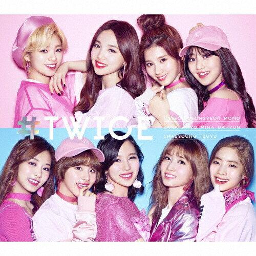 韓国(K-POP)・アジア, 韓国(K-POP) TWICE(B)TWICECDDVDA