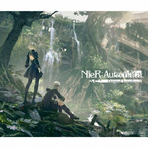 CD, ゲームミュージック NieR:Automata Original SoundtrackCDA