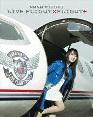 【RCP】【送料無料】NANA MIZUKI LIVE FLIGHT×FLIGHT+/水樹奈々[Blu-ray]【返品種別A】