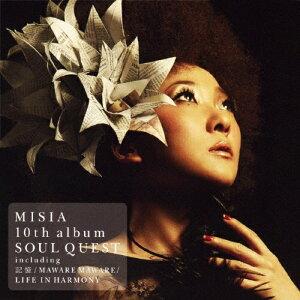 【送料無料】SOUL QUEST/MISIA[CD]通常盤【返品種別A】