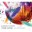 【送料無料】THE ONE 〜ALL SINGLES BEST〜/GARNET CROW[CD]【返 ...