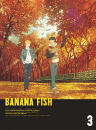 BANANA FISH Blu-ray Disc BOX 3/アニメーション