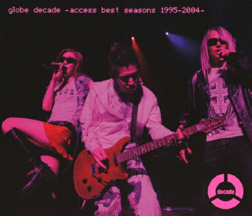 邦楽, その他 globe decade -access best seasons 1995-2004-globeBlu-rayA