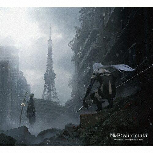 ゲームミュージック, ゲームタイトル・な行 NieR:Automata Orchestral Arrangement AlbumCDA