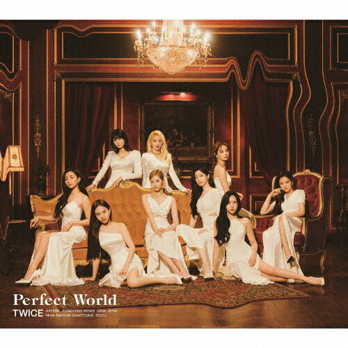 CD, 韓国(K-POP)・アジア Perfect World(A)TWICECDDVDA